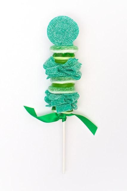 Colored Candy Kabobs Pick A Color 6qty Candy kabobs