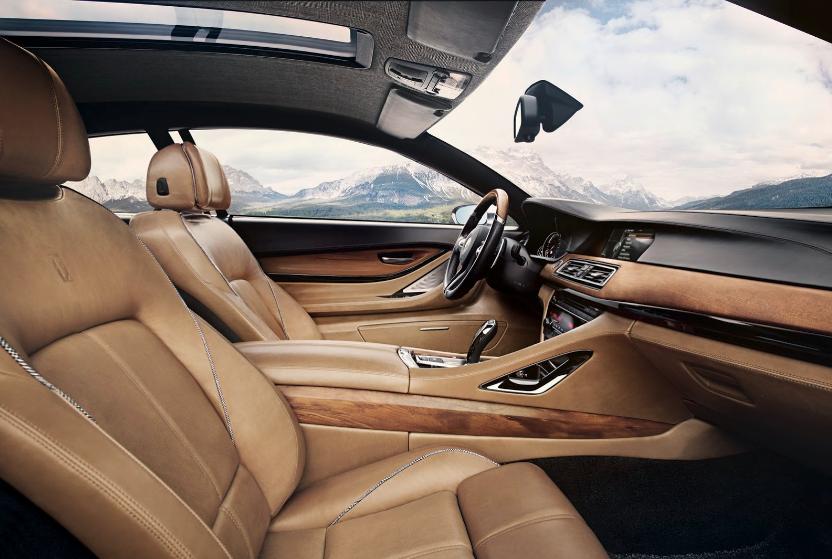 2019 BMW 8Series Coupe New Interior Style Design  Vehicle Rumors