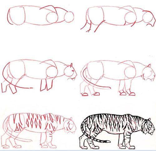 Las Tecnicas Del Dibujo