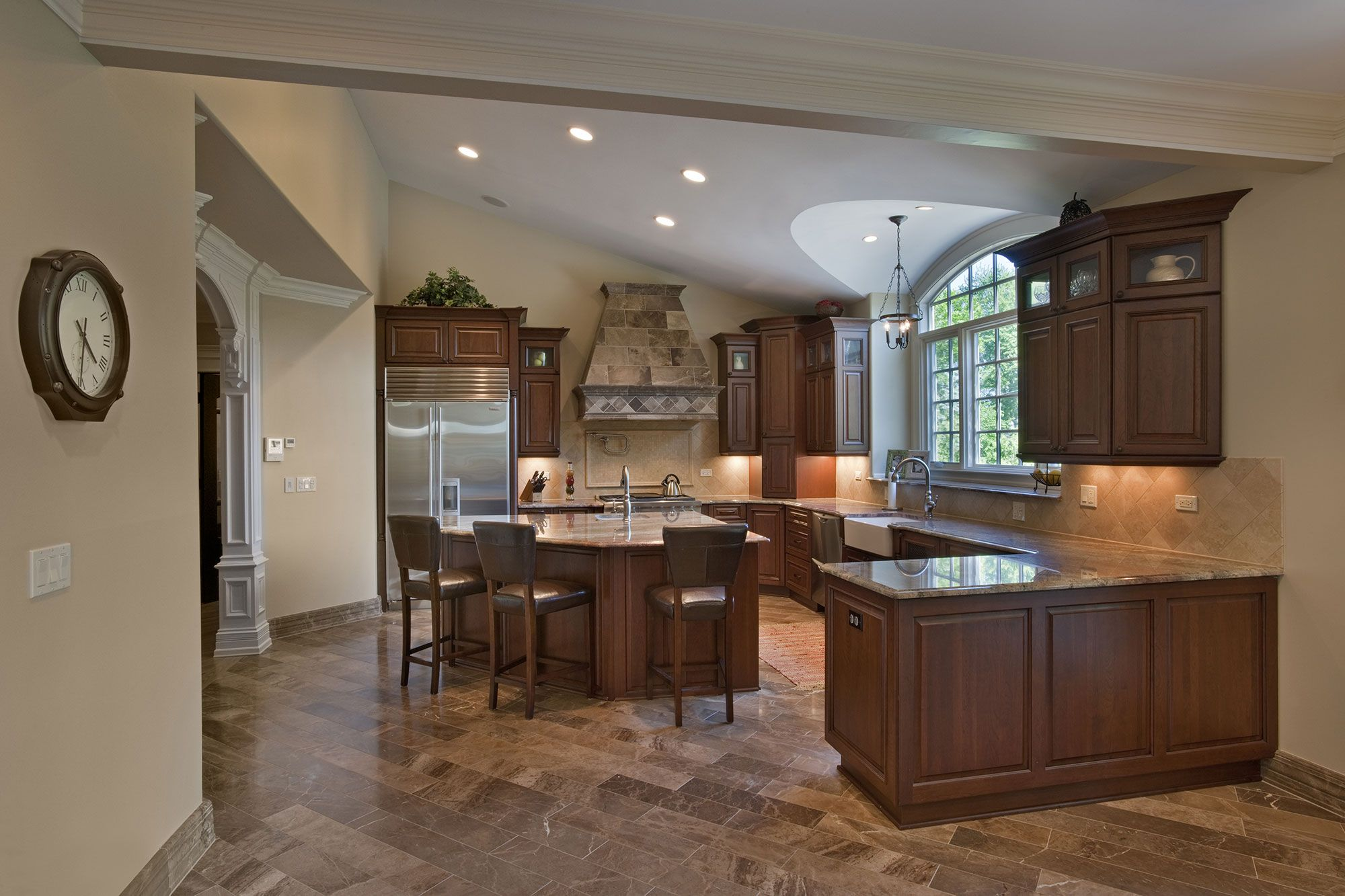 Designer kitchen s and bath slideshow image - Cherry Slideshow Kitchen Cabinets Bathroom Vanity Cabinets