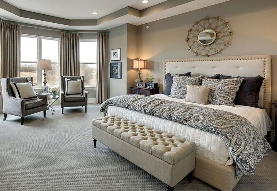 cool 41 beautiful master bedroom makeover design ideas on discover ideas about master dream bedroom id=67993