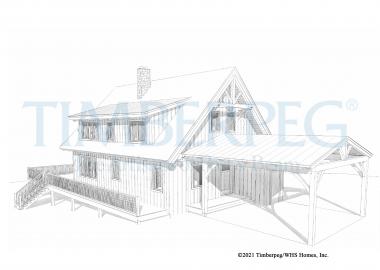 Floor plans Timberpeg Timber Frame