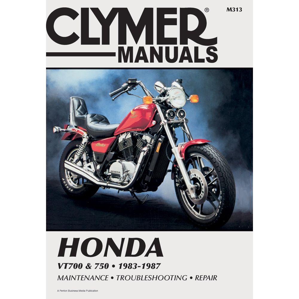 Clymer Honda VT700 & VT750 Shadow (1983-1987) - https:/