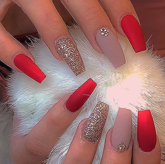 Photo of The Deep Winter Nail Art Designs are so perfect for 2019! Hope they can inspire … » Ernährungsplan