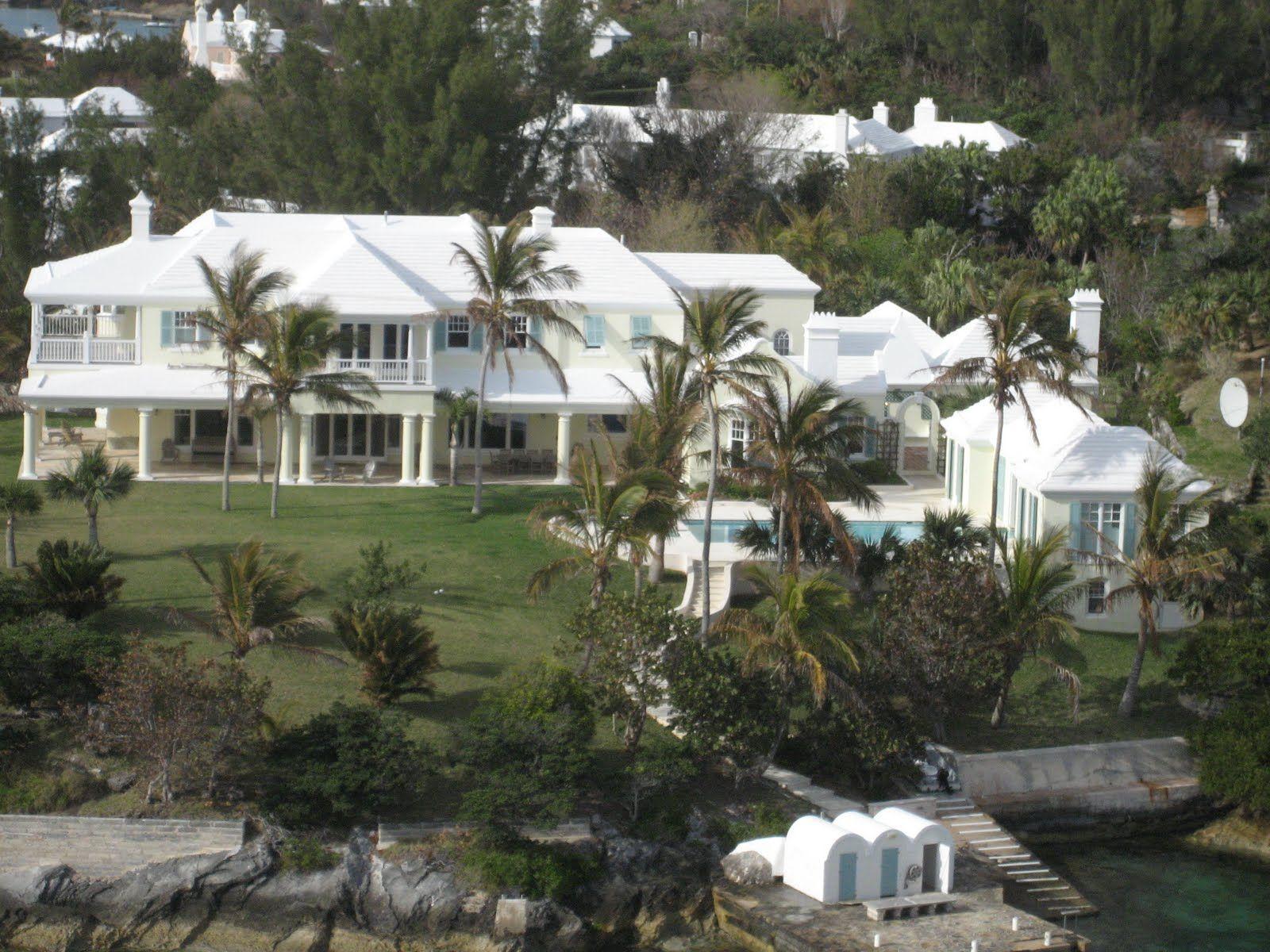 Bermuda Cruise By The Famous Homes Of Bermuda — Bermuda ...