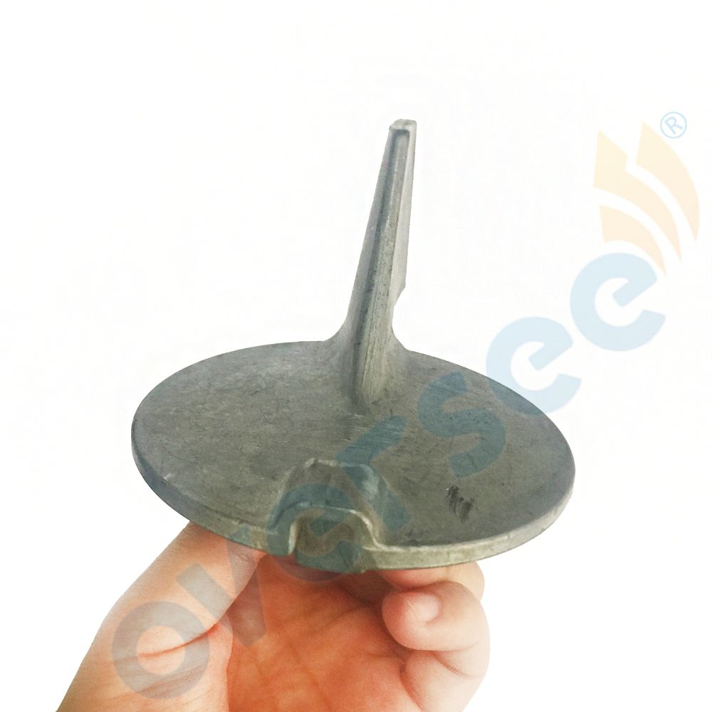 Trim tab anode for outboard Yamaha 50 60 70 75 80 90 100 hp  67f-45371-00