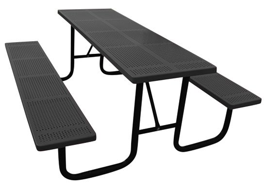 Metal Picnic Tables Sunperk Site Furnishings Wwwsunperkca Site - Commercial outdoor picnic table store