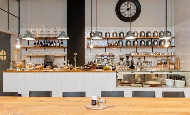 Pandelino Una Bakery Shop Por La Que Amarás El Brunch El Drunch Y Lo Que Haga Falta Tiendas De Panadería Diseño De Panadería A Coruña