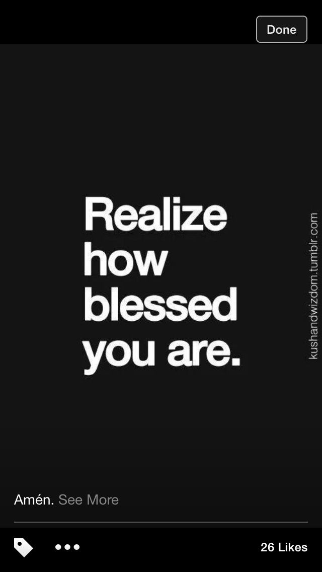 I am  soo blessed!! :)