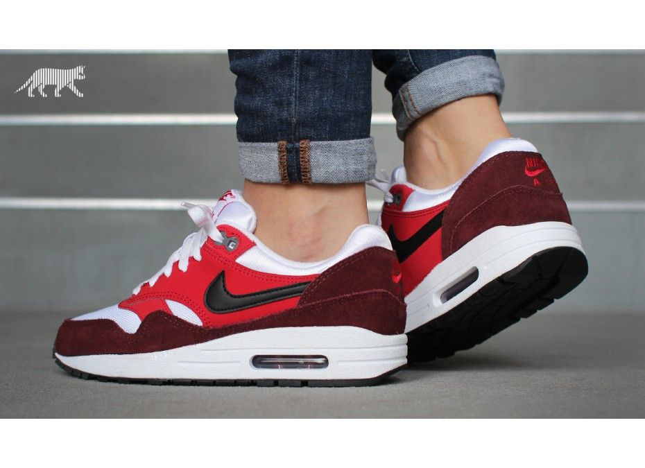 2014 cheap nike shoes for sale info collection off big discount  Find this  Pin and more on Shoelove by kadele19  NIKE AIR MAX 1 GS WHITE BLACK