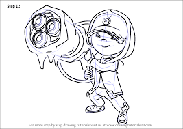 Image Result For Pics To Colour Boboiboy Paint Sketches