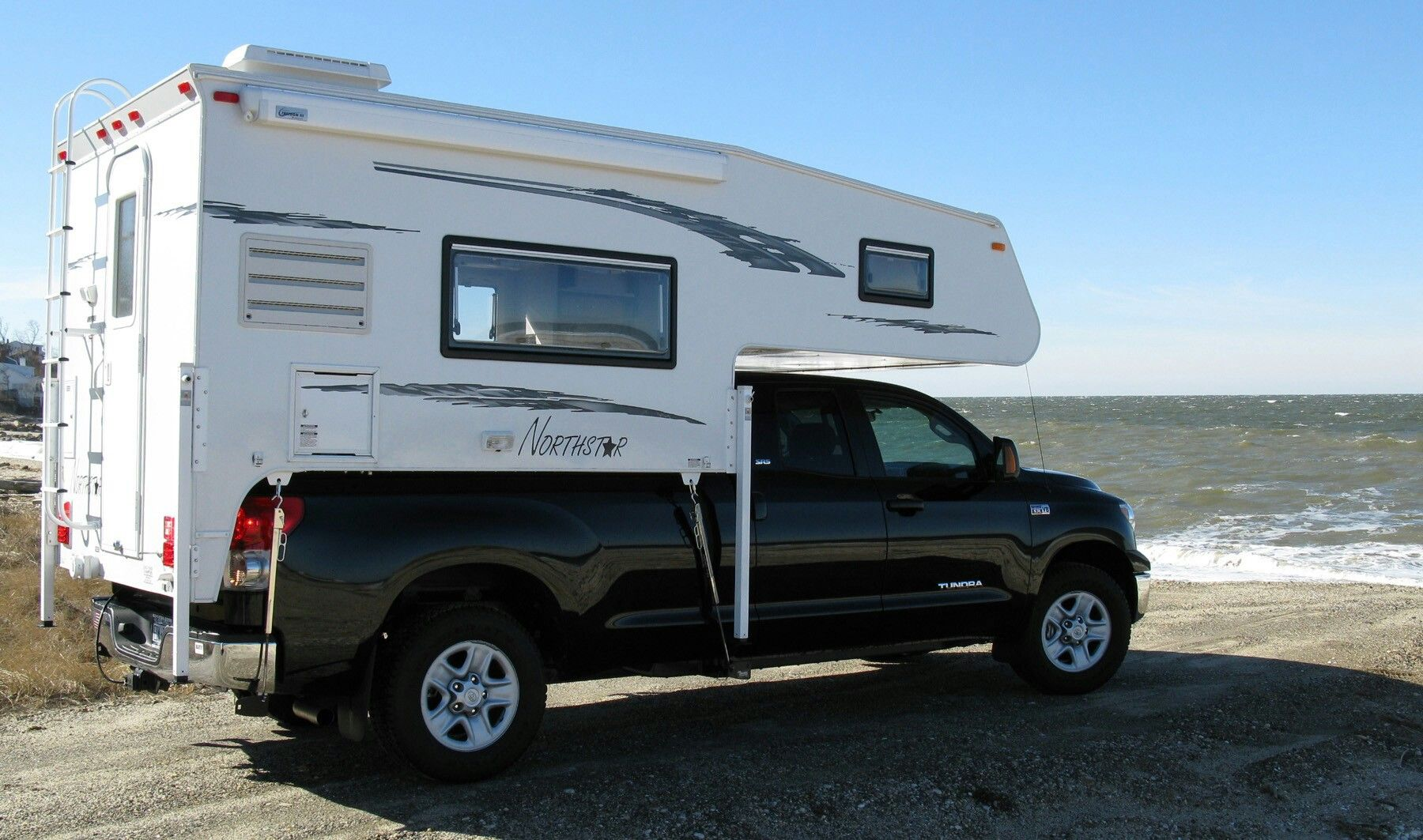 Toyota Tundra Truck Camper Truck Campers For Sale Slide In