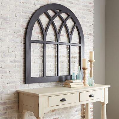3e846b4ed04 Magnolia Home Cathedral Window Frame Wall Decor
