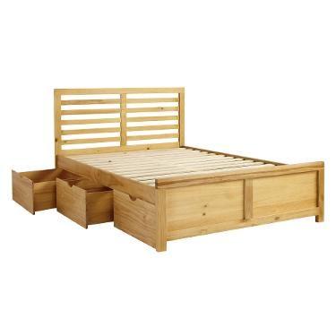 Buy John Lewis Nevada Storage Bed Double | John Lewis  sc 1 st  Pinterest & Buy John Lewis Nevada Storage Bed Double | John Lewis | Bedroom ...