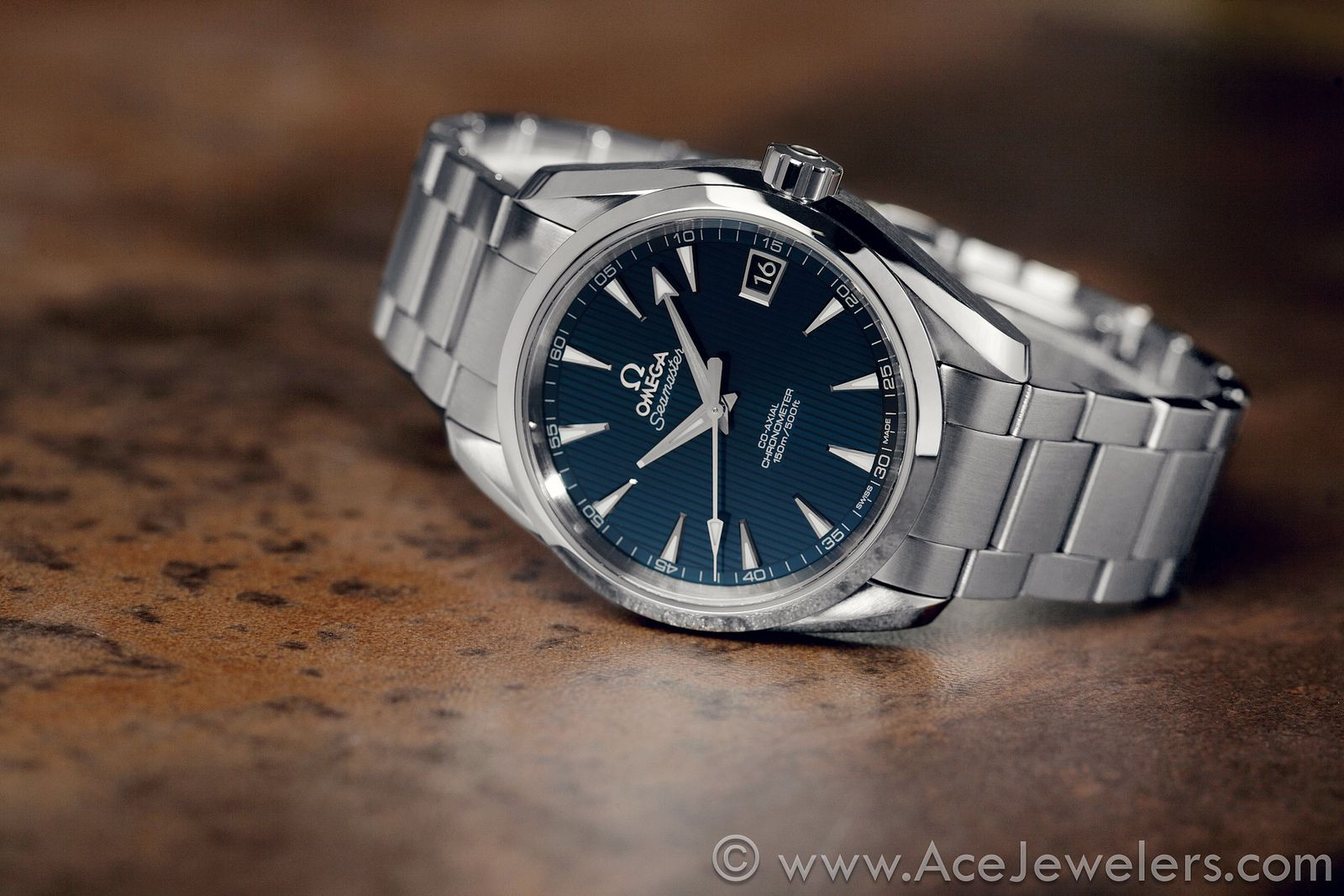 Omega Seamaster Aqua Terra 38.5mm in 2019 | Watches ...