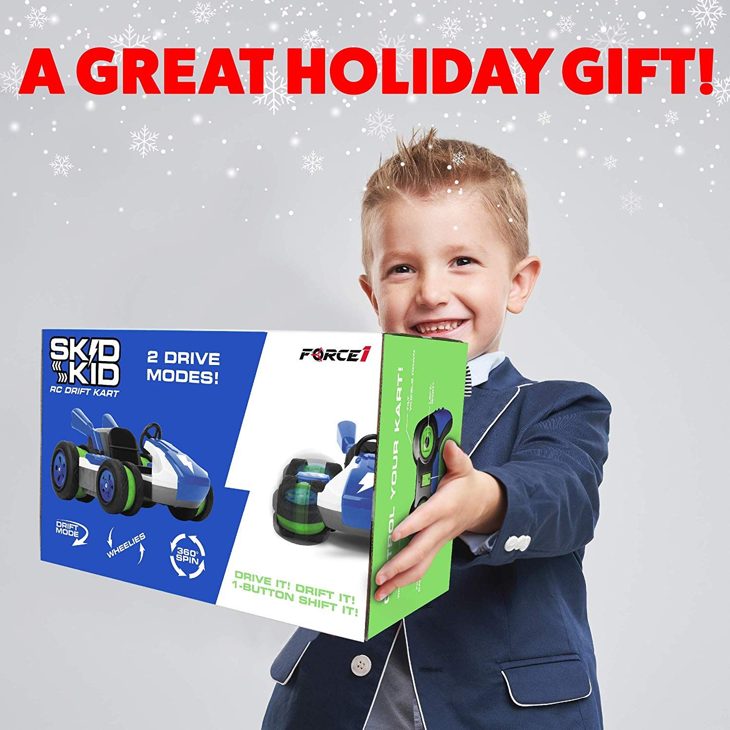 Force1 RC Kids Car for Beginners Remote
