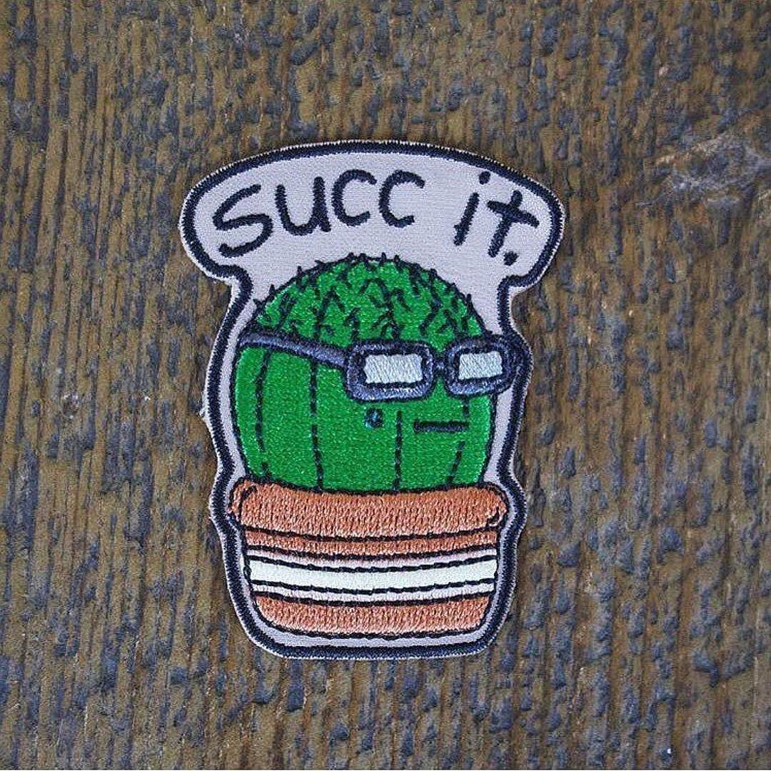 #Repost @booniepatchco  Only FIVE left!! If you want one get it now! These will get restocked but prolly not for a month or so  #cactus #succit #succulents #patch #patchgame #patchcommand    (Posted by https://bbllowwnn.com/) Tap the photo for purchase info. Follow @bbllowwnn on Instagram for more great pins!