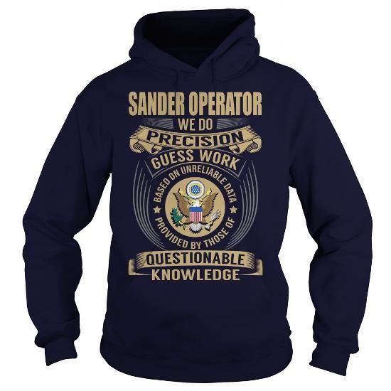 Sander Operator - Job Title - #vintage tee #tee cup. Sander Operator - Job Title, tshirt estampadas,sweater refashion. FASTER =>...