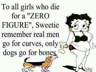 betty boop: The truth!
