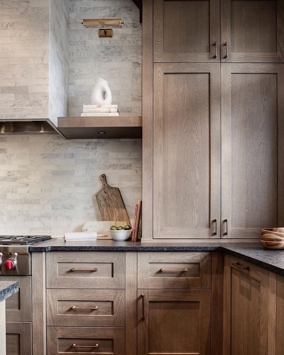 Oak Kitchen Countertops: This Wood Is So Dang Pretty