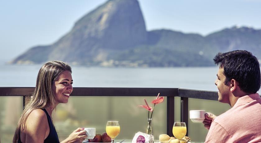 Hotel Mercure Niterói Orizzonte (Brasil Niterói) - Booking.com