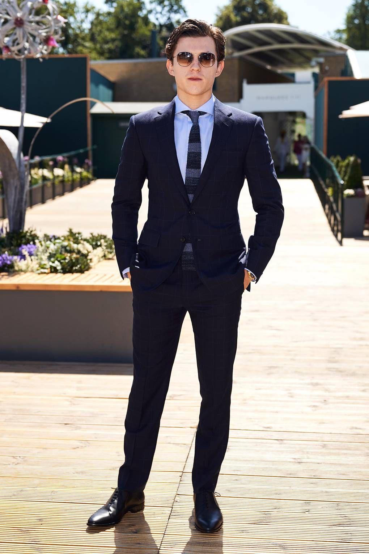 Best-dressed men of Wimbledon 2018