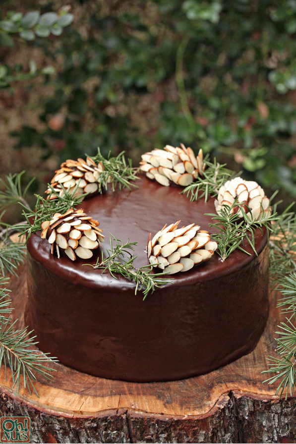This Year Celebrate Christmas With A Perfectly Seasonal Homemade Cake Christmas Cake Recipes Christmas Cake Christmas Desserts