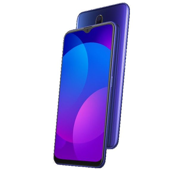 Oppo F11 With 6 5 Inch Fhd Waterdrop Screen 48mp Rear Camera