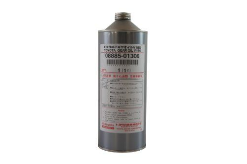 Toyota Genuine Fluid 0888501306 Castle V160 Gear Lube 1 Liter Click Image For More Details This Is An Affilia Car Oil Change Grease Lubricant Oil Change