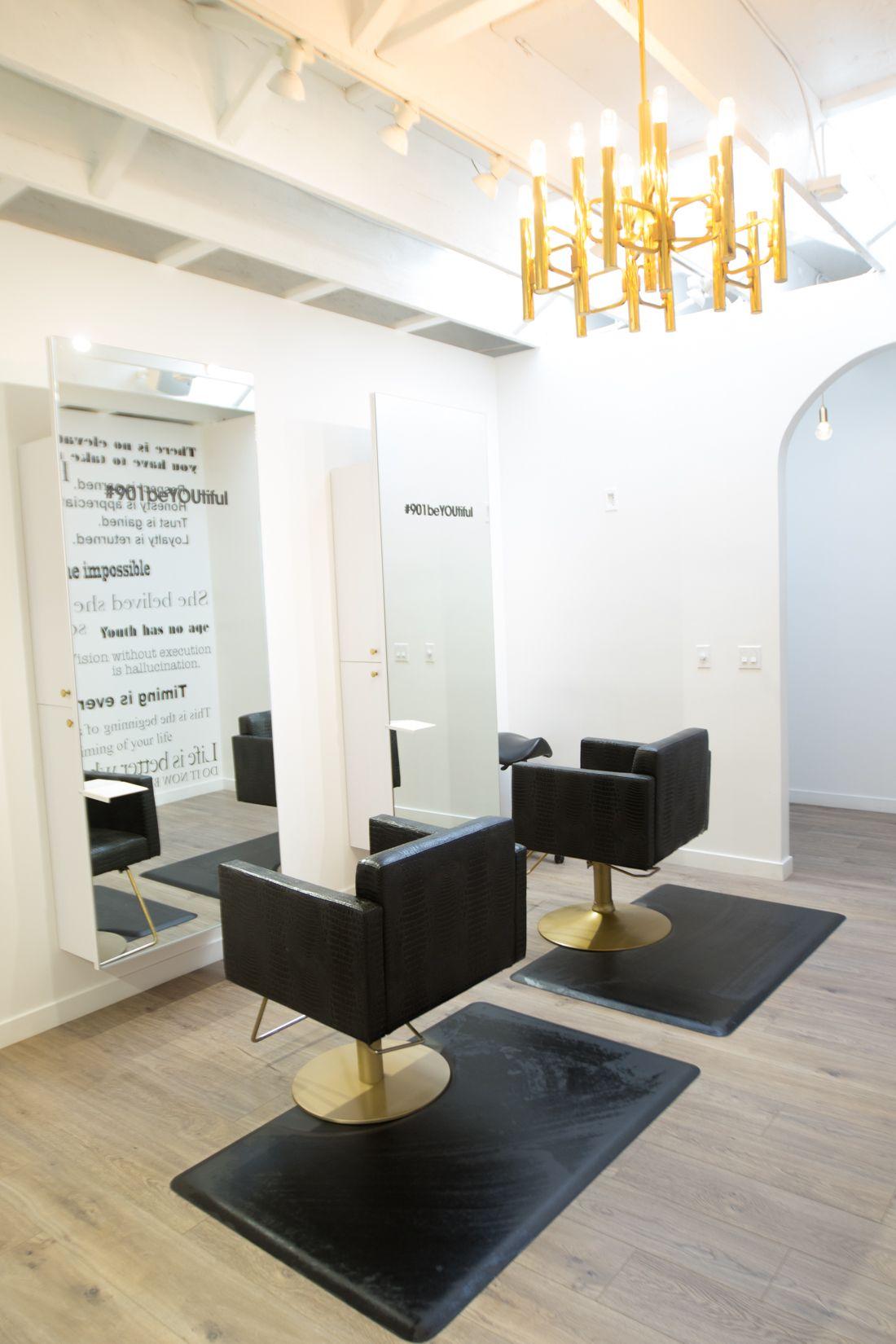Salon nine zero one salon salon beauty bar beauty salon interior salon interior salon for Salon interior design software