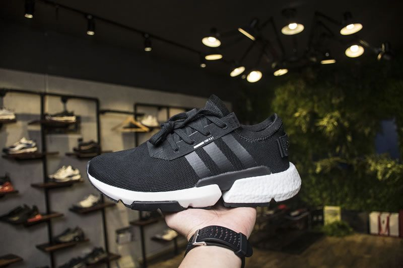 buy online 4ec53 dc7f7 Adidas POD Boost 3.1 System Price Adidas Black Shoes Release Date