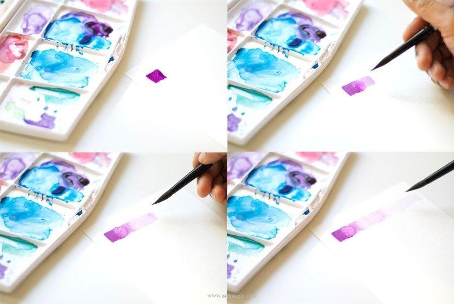 Watercolors For Beginners Basic Supplies Watercolor Watercolour