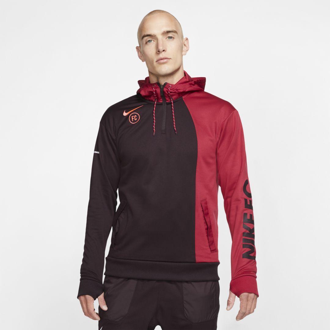 Photo of Nike F.C. Men's Soccer Hoodie. Nike.com