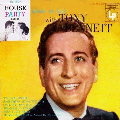 Alone At Last With Tony Bennett Tony Bennett Tony Bennett