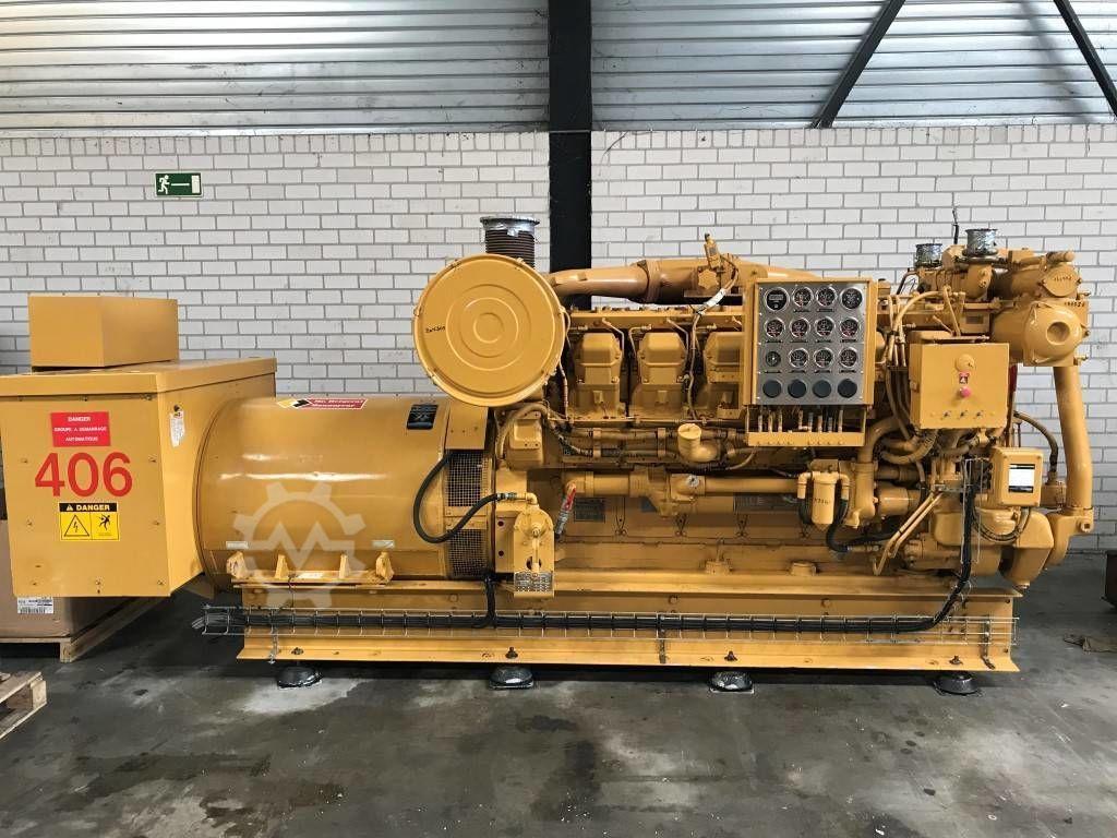 Used Generator Set Caterpillar 3512 For Sale Machineseeker
