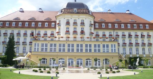 Sopot Sofitel Grand Hotel On The Beach