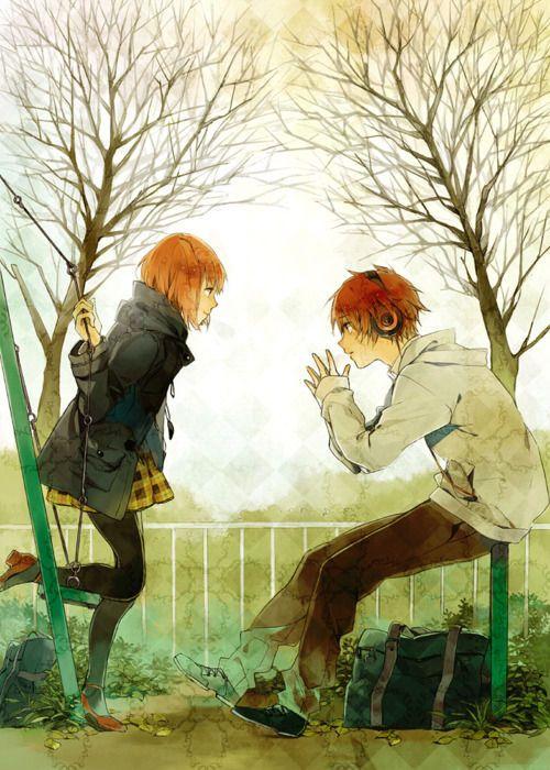 Found On Http Milk Kiss Tumblr Com Post 15269147768 More From Milk Kiss Tumblr Com Anime Desmotivaciones Parejas De Anime Arte De Anime