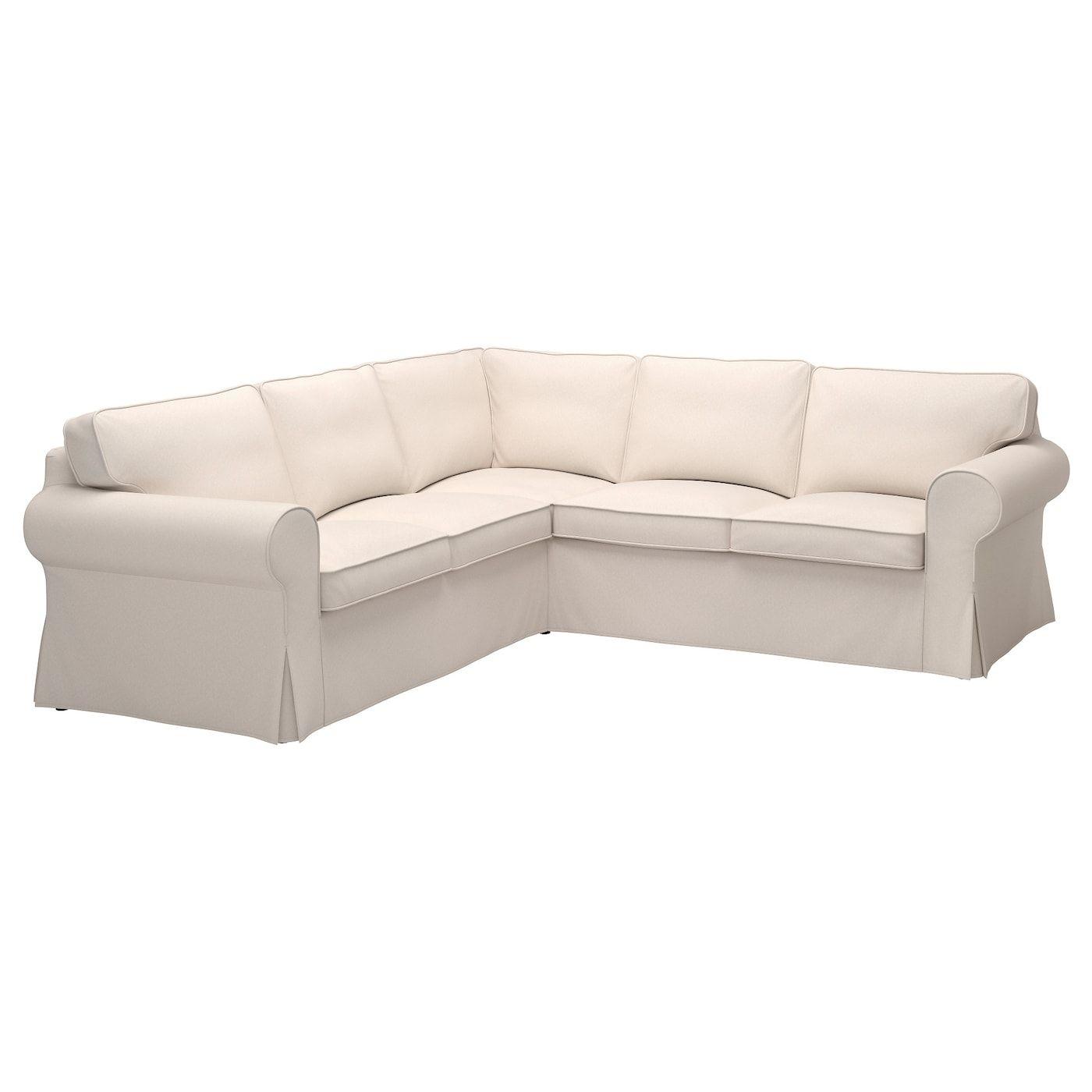 Ikea Ektorp Bezug Fur Ecksofa 4 Sitzig Lofallet Beige In 2020 Ektorp Sofa Ecksofas Ecksofa