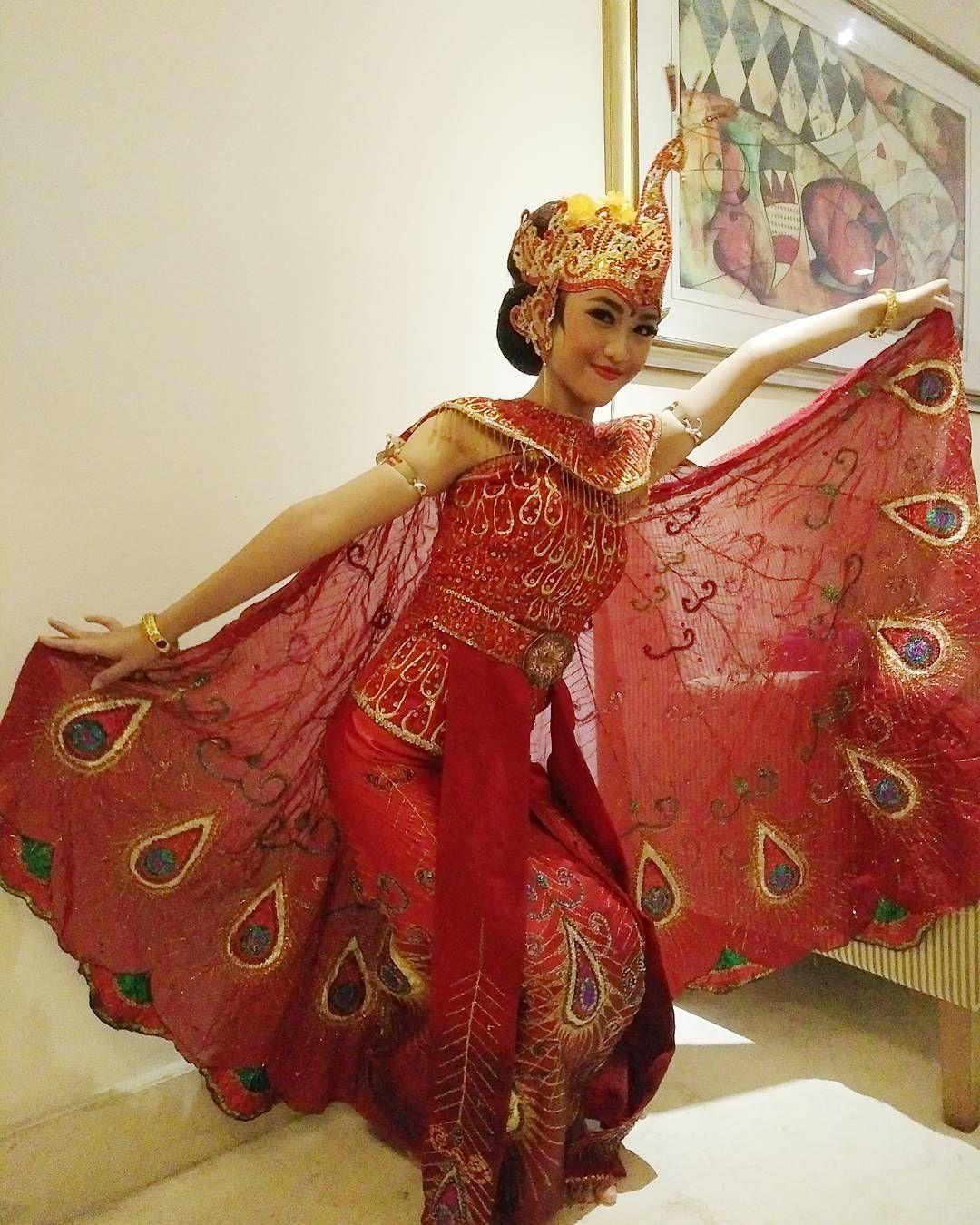 Peacock Dance, from West Java di 2020 Merak, Penari, Kulit