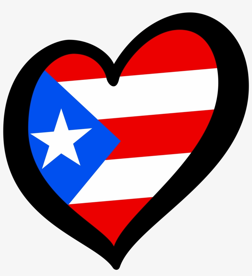 Open Puerto Rican Flag Svg Puerto rican flag, Svg
