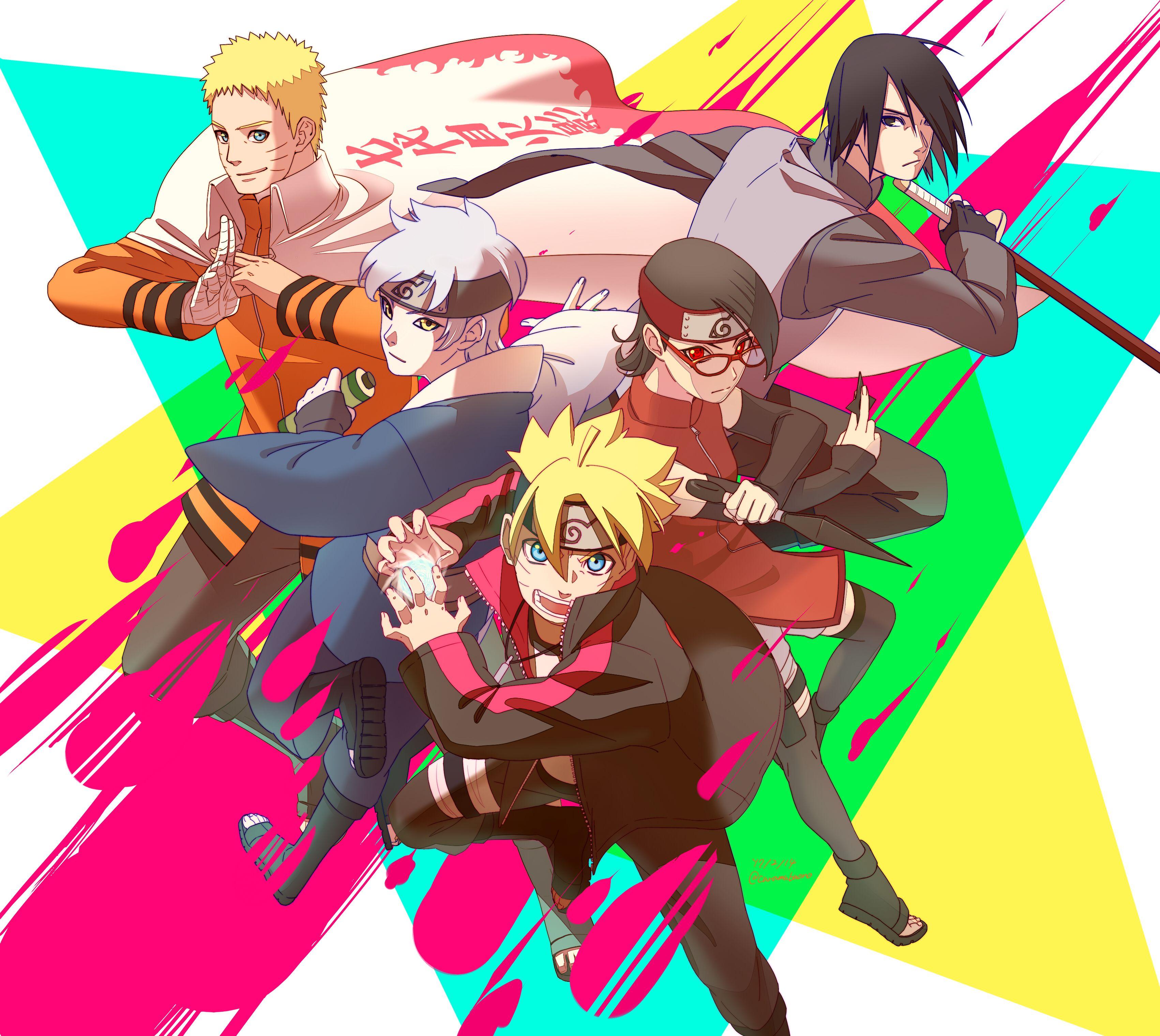 Tags Fanart, NARUTO, Uzumaki Naruto, Uchiha Sasuke, Pixiv