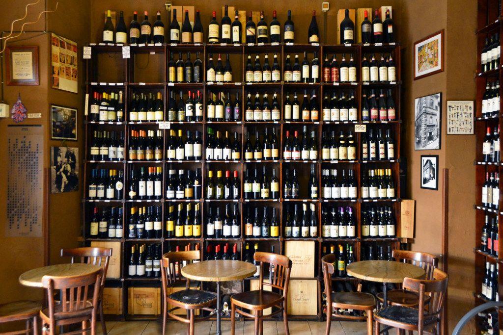 Best Wine Bars Of Roma Wine Bar Wine Bar Restaurant Wine Shop