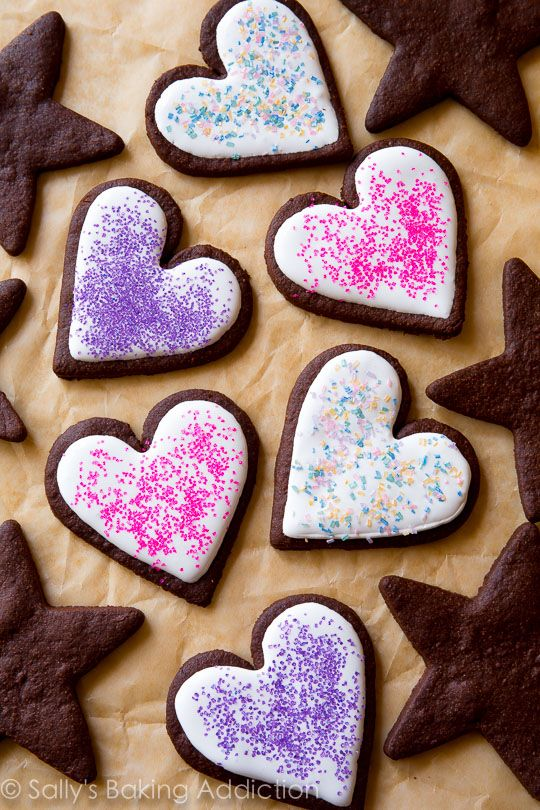 these are the best soft chocolate sugar cookies you will ever make it s an easy recipe and chocolate sugar cookies chocolate sugar cookie recipe sugar cookies pinterest