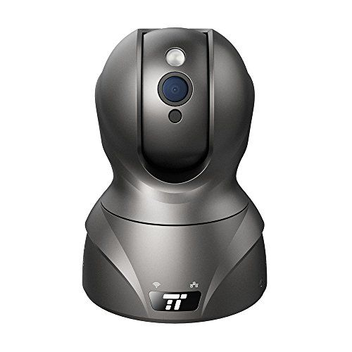 TaoTronics HS005 1080P HD WiFi Security IP Camera with iOS