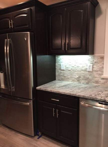 Kitchen Cabinets Painted Oak Gel Stains 48+ Ideas For 2019 ...