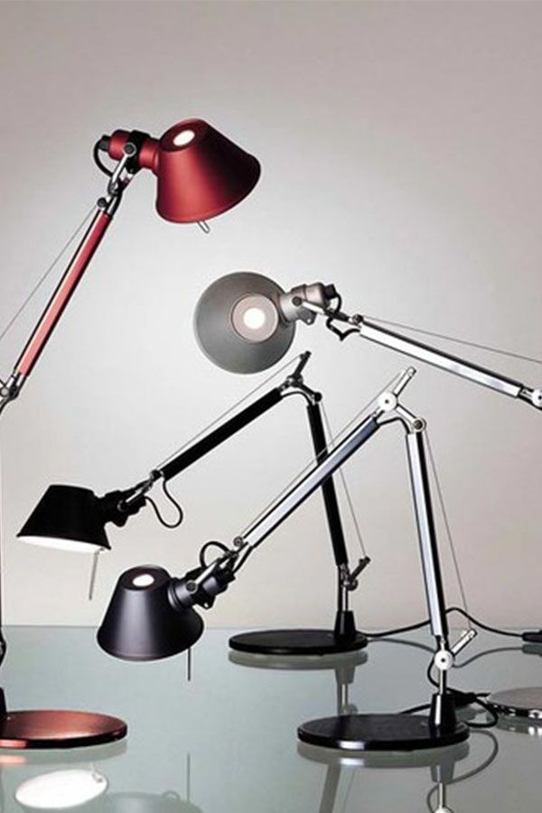 This Modern Table Lamp Is A Classic Choice For Your Modern Bedroom Or Office Table Standing Adjustable Direct Task Lamp Wi Lamp Table Lamp Modern Table Lamp