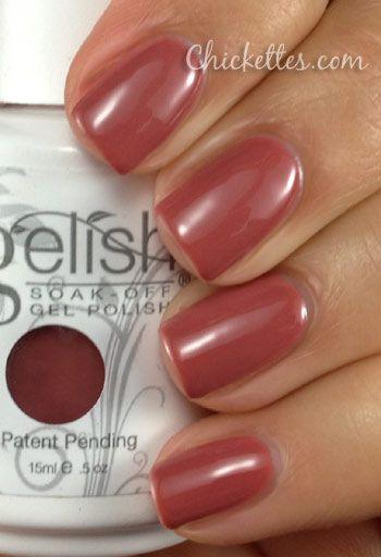 04216-EXHALE Gelish Mini Polish Harmony Salon Nail Soak