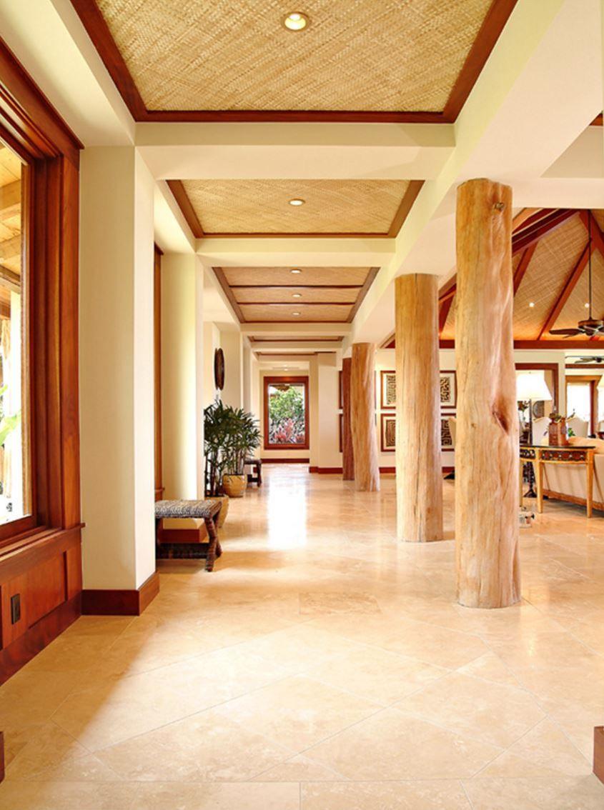 Design Ideas For A Recessed Ceiling Tropical Living