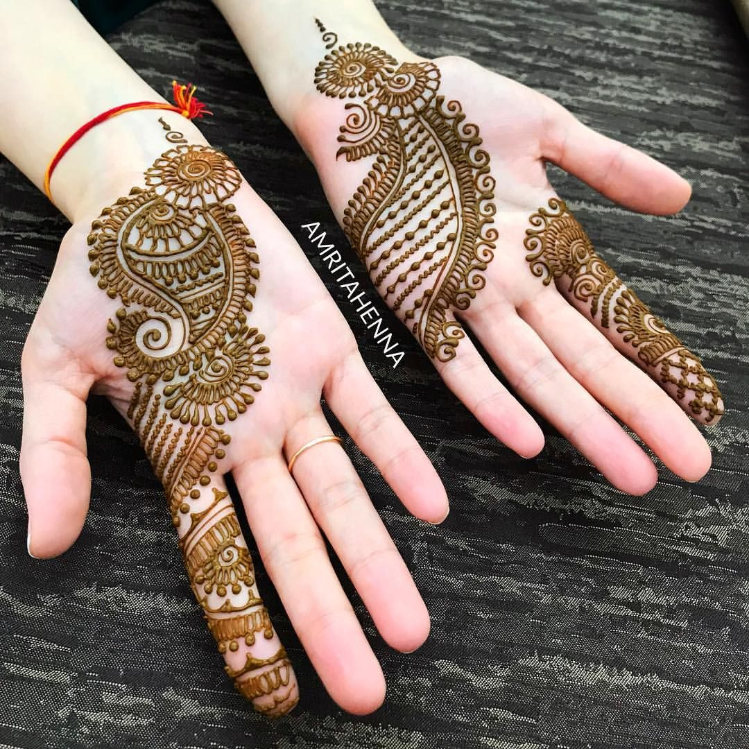 One of my favorites from last week's Henna Party! DM or