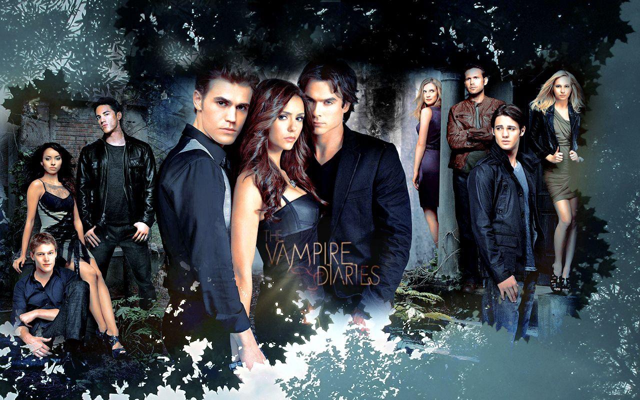 THE VAMPIRE DAIR SEASON 4 CAST PHOTOS Cast of the